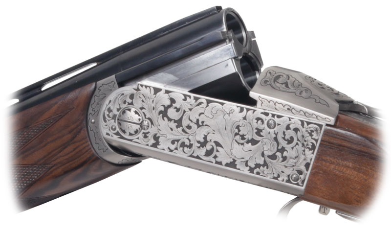 Krieghoff K-20 Safety