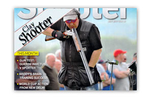 Krieghoff DTL Article in Clay Shooting