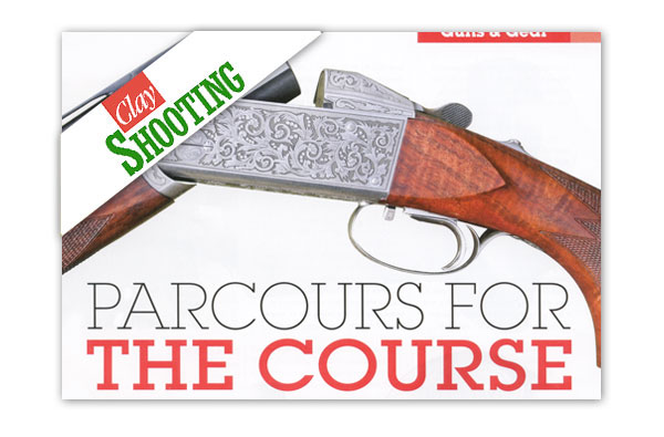 Krieghoff Trap Article in Clay Shooting