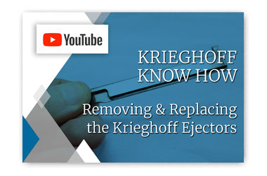 Krieghoff Know How - Fitting Krieghoff Stock Weights